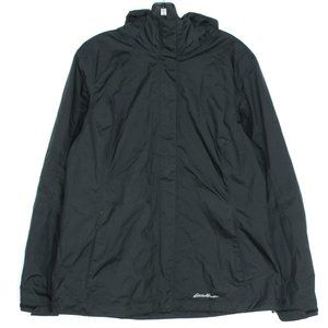 Eddie Bauer Jacket Weather Edge Full Zip Hood GF